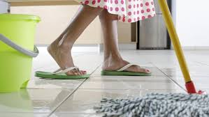 how to remove yellow stains on vinyl flooring reference com