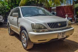 lexus van rental zanzibar best car rental