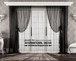Modern Curtain Styles Ideas Ideas 20 Best Modern Curtain Designs 2017 Ideas And Colors Styles The