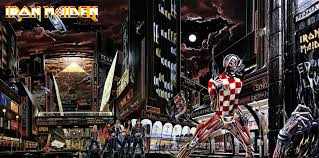 Iron Maiden Flag Iron Maiden Somewhere In Time Croatian Edit By Croatian Crusader