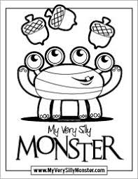 books tim silly monster books