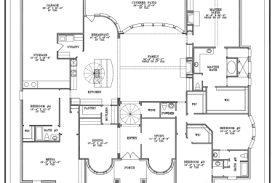 5 bedroom 4 bathroom house plans stunning luxury 5 bedroom house plans pictures best inspiration