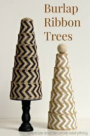 burlap ribbon bow 8 burlap ribbon ideas for the holidays linentablecloth