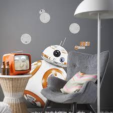 star wars droid bb 8 giant sticker boys bedroom ideas star wars droid bb 8 giant sticker