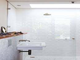 White Tile Bathrooms Traditional White Subway Tile Bathroom - Bathrooms with white tile