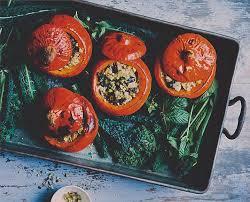 Green Kitchen Storeis - green kitchen stories u0027 feta kale stuffed pumpkin