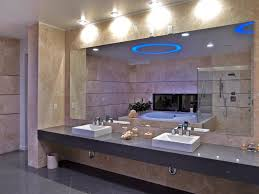 Ideas For Mirrors In Bathrooms - large bathroom mirror ideas for home decoration