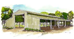 Cattle Barns Designs Agricultural And Livestock Barn Plans Horse Barn Plans