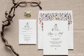 wedding invitations kildare birds magva design letterpress