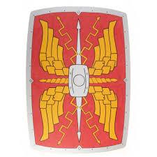 boys roman armour shield sword helmet centurion soldier kids fancy