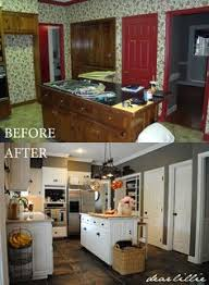 Kitchen Facelift Ideas Kitchen Cabinet Makeover Reveal Kitchen Makeovers White