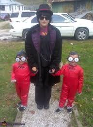 Oompa Loompa Halloween Costumes Adults Maverick Gun Con13 Sun Lissy Lulu Cool
