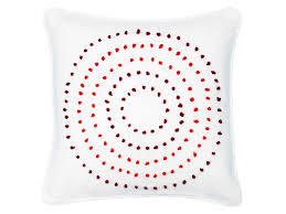 Knot Pillows by How To Create A French Knot Hgtv