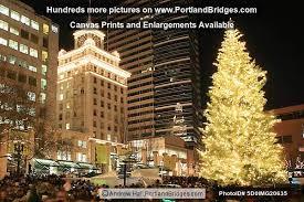 Portland Christmas Lights Christmas Tree Lighting 2007 Pioneer Courthouse Square
