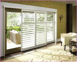 Patio Door Valance Patio Door Treatments And Sliding Doors With Built In Blinds 18