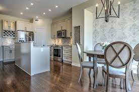 Tamarack Floor Plans by The Middlebury 1846 Sq Ft 3 Bedroom Semi Detached Home Ottawa