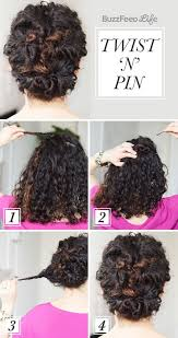 best 25 curly hair updo ideas on pinterest naturally curly hair