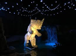 Zoo Lights Discount Tickets A Night At L A Zoo Lights Happy Mess Moments