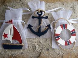 nautical baby shower favors nautical baby shower favor bags nautical birthday nautical