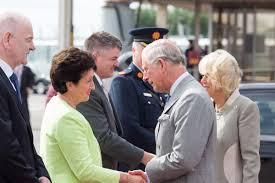 prince charles departs shannon after historic irish visit the
