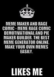 Rage Meme Creator - meme maker and rage comic funny meme and rage comic images