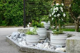 White Rock Garden 15 Eye Catching Diy Garden Ideas Of Rocks And Pots You Ll Like