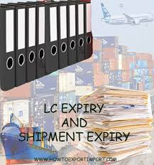 Letter Of Credit Validity difference between lc expiry and shipment date expiry