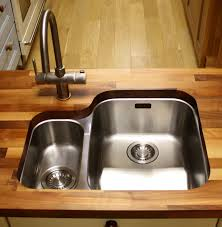 How To Choose Sinks And Taps For Solid Oak Kitchens Part  Sinks - Choosing kitchen sink