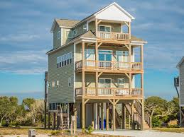 Beach Houses In Topsail Island Nc by Rescue Retreat Topsail Realty