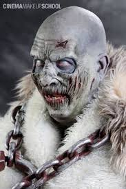 Special Effects Makeup Schools Chicago Special Fx Monster Makeup By Cinema Makeup Creative Stage