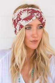boho hair wraps bohemian headbands turbans wide wraps three bird nest