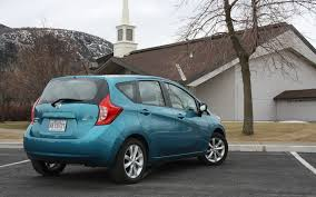 compact nissan versa 2016 nissan versa note the big subcompact the car guide