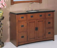 Mission Style Bathroom Vanities by Stunning 48 Inch Bathroom Vanity And Bathroom Vanities 48 Inches