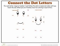 dot to dot alphabet t worksheet education com