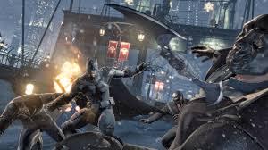Map Of Gotham City Batman Arkham Origins Video Game Review Biogamer