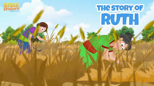 the story of ruth part 1 bible stories for kids youtube