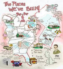 Map Of Stuart Florida by Nestel Cartographer