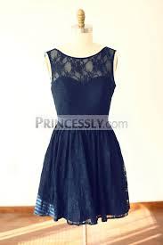 knee length bridesmaid dresses navy blue lace v back knee length bridesmaid dress