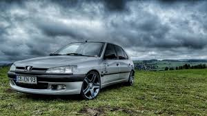 peugeot first car my first car ever and i love it some optical modifications were
