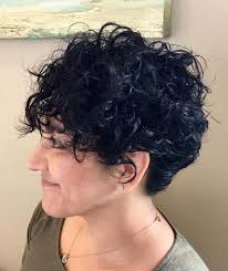 pixie haircut for thick curly hair 50 most delightful short wavy hairstyles