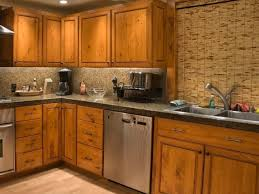 Rustic Oak Kitchen Cabinets Unpainted Kitchen Cabinets Kitchen Awesome Home Design For You