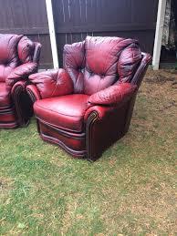 Second Hand Garden Furniture Merseyside Winchester Chesterfield 4 Piece Sofa Set In West Derby