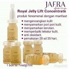 Serum Royal Jelly Jafra Terbaru jafra royal jelly lift concentrate 1 vial daftar harga terkini dan