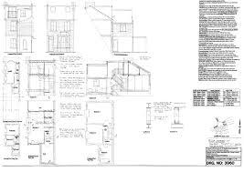 Dormer Extension Plans Plans Dormer Construction Plans