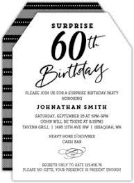 surprise party invitations u0026 surprise invitations