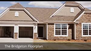 the bridgeton eastwood homes charlotte nc youtube