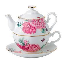 Miranda Kerr Home Decor by Friendship Tea Caddy Miranda Kerr For Royal Albert Us