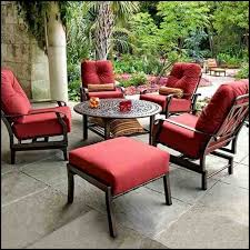 High Back Patio Chair Cushions Patio Chair Seat Cushions Patio Furniture Conversation Sets