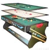 what is a multi game table pool tables 101
