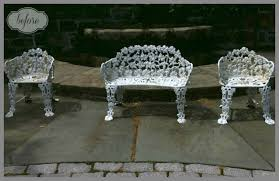 Antique Cast Iron Patio Furniture Patio Ideas - Antique patio furniture